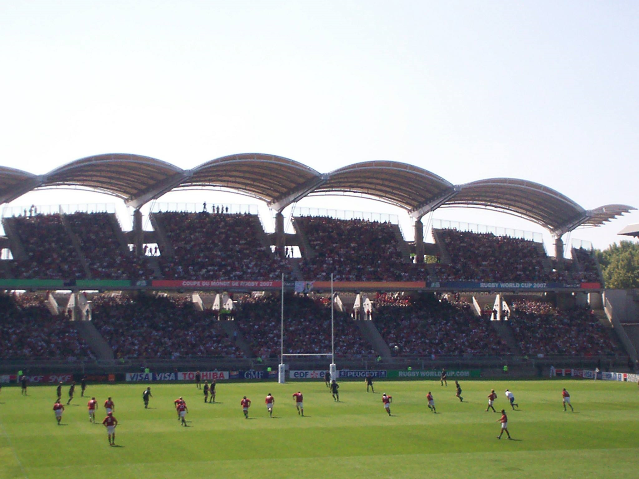 WM 2007, Lyon: Portugal-Neuseeland (Foto: João Tiago Lima)