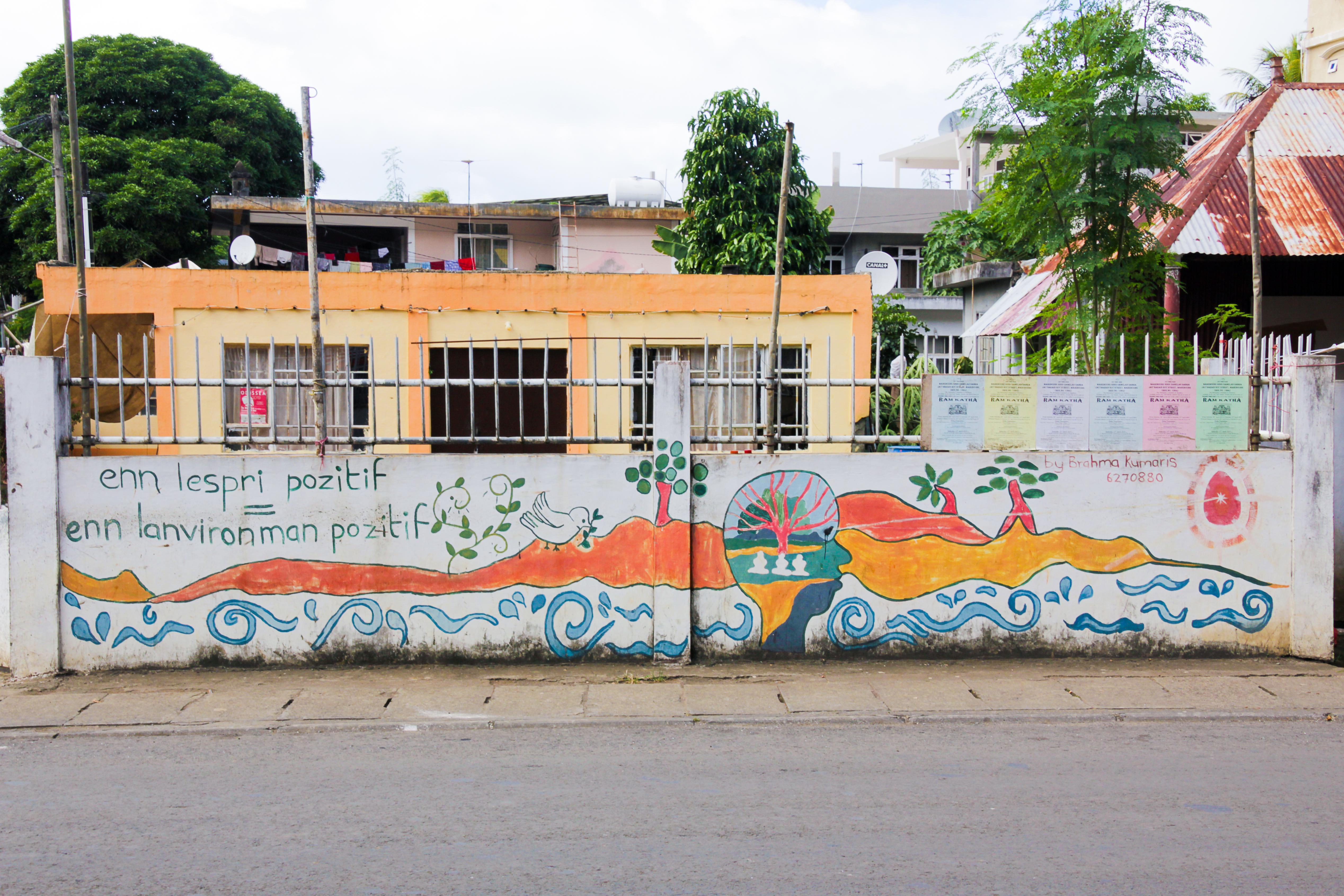 Streetart Mauritius (© Pustka)