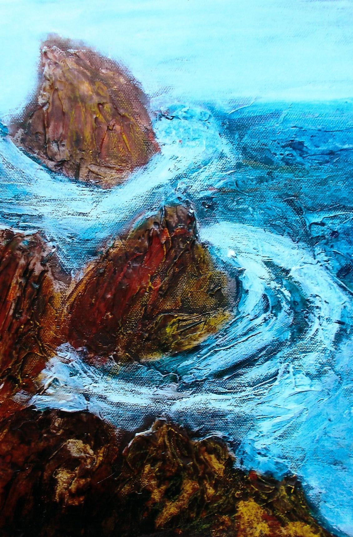 Felsen Korsika (© Klöden)